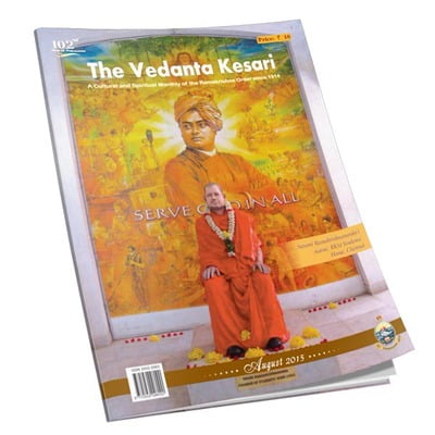 The Vedanta Kesari for India