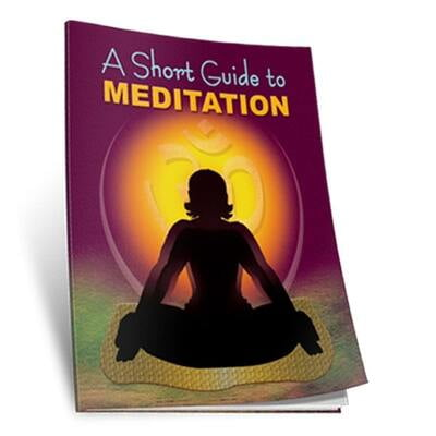 A Short Guide to Meditation