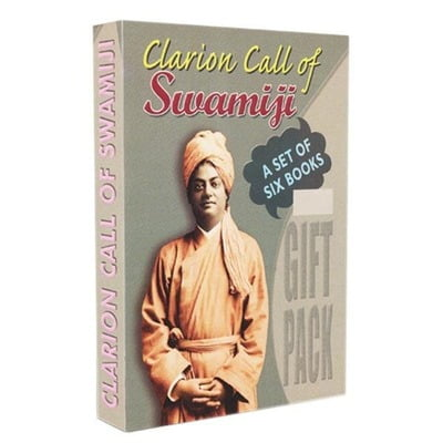 Clarion Call of Swamiji: A Set of Six Books