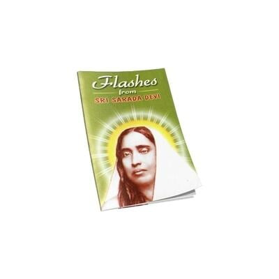 Flashes from Sri Sarada Devi