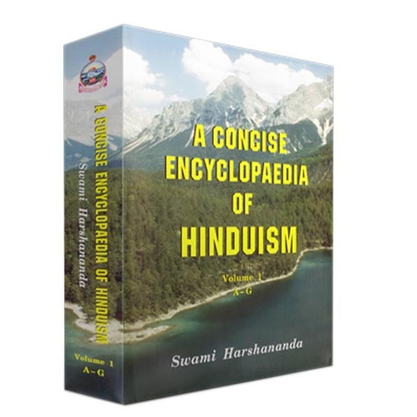 A Concise Encyclopedia of Hinduism Volume - 1
