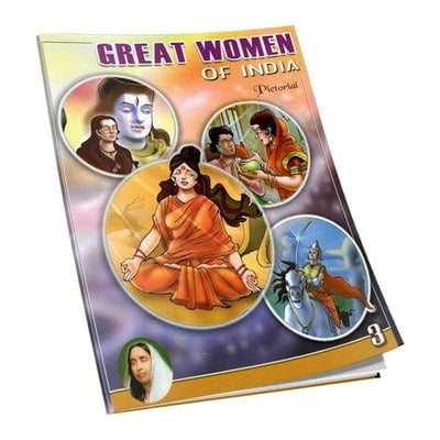 Great Women of India Volume - 3