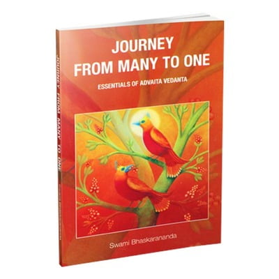Journey From Many to One - Essentials of Advaita Vedanta