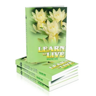 Learn to Live Volume - 1
