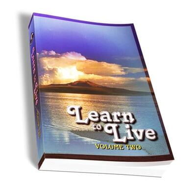Learn to Live Volume - 2