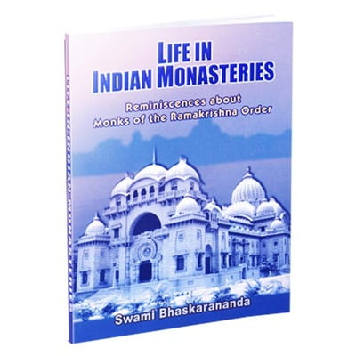 Life in Indian Monasteries