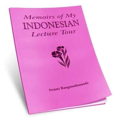 Memoirs of My Indonesian Lecture Tour