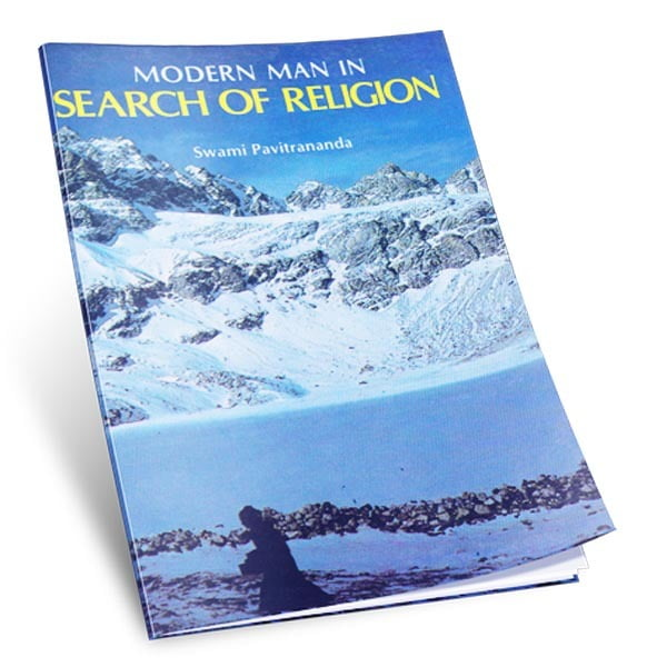 Modern man in search of religion