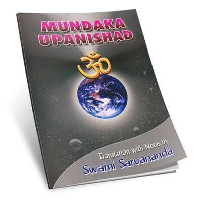 Mundaka Upanishad - Translated By Swami Sarvananda