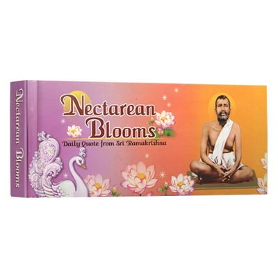 Nectarean Blooms - Daily Quote From Sri Ramakrishna