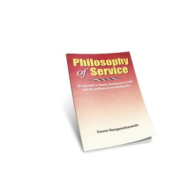 Philosophy of Service (Value Education)