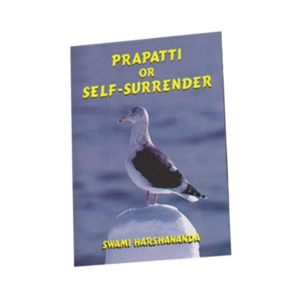 Prapatti or Self - Surrender