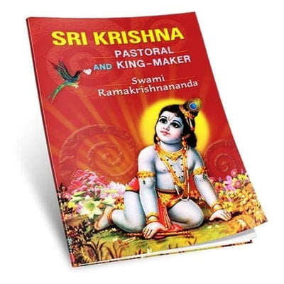 Sri Krishna - Pastoral and King-Maker