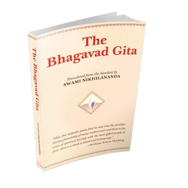 The Bhagavad Gita - Translated from the Sanskrit By Swami Nikhilananda (Pocket)