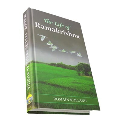 The Life of Ramakrishna - By Romain Rolland