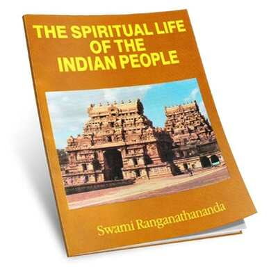 The Spiritual Life of Indian People