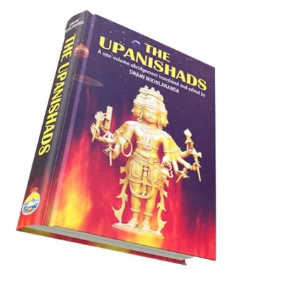 The Upanishads - Translated By Swami Nikhilananda