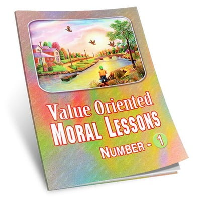 Value Oriented Moral Lessons Number - 1