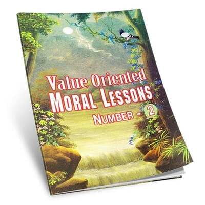 Value Oriented Moral Lessons Number - 2
