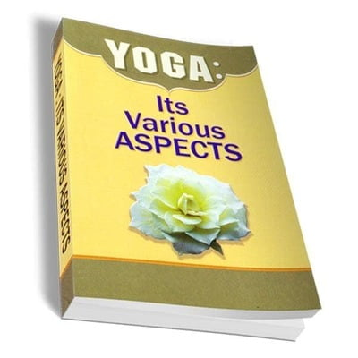 Yoga - Its Various Aspects